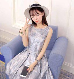 dress-pita-lengan-buntung-cantik-import-fashion