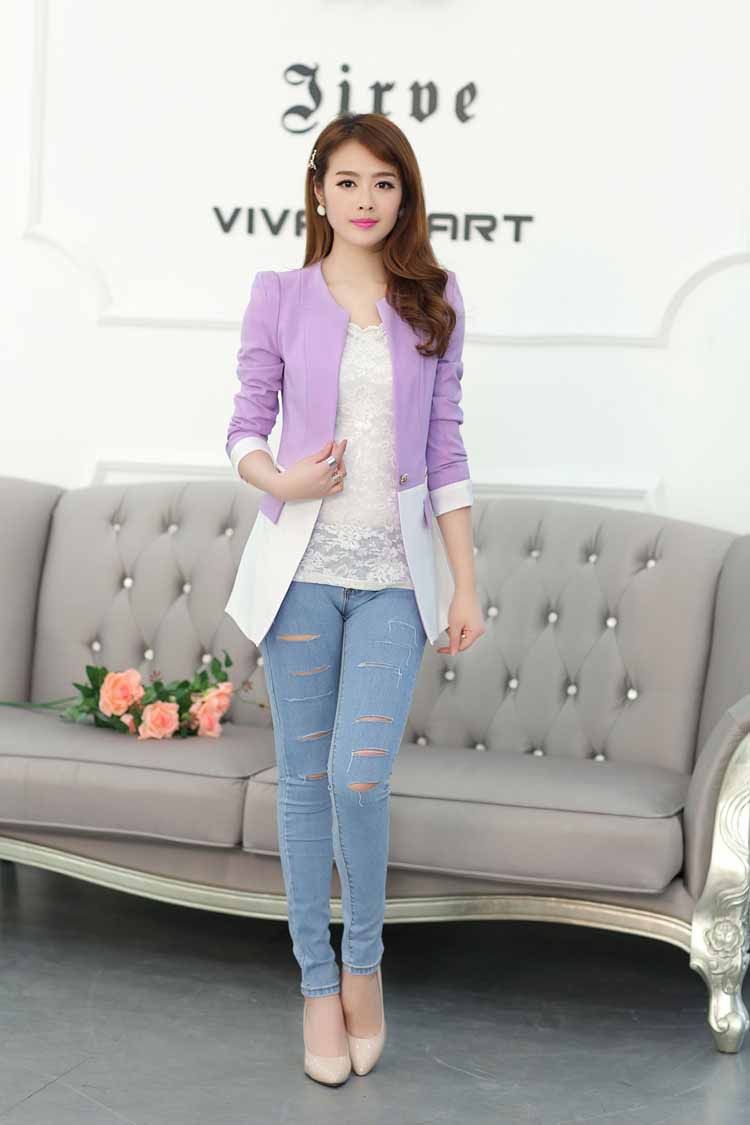 Index Of Wp Content Uploads 2017 05 Dress Wanita Viva Blazer Kerja Simple