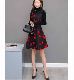 DRESS RAJUT KOREA IMPORT ONLINE 2018