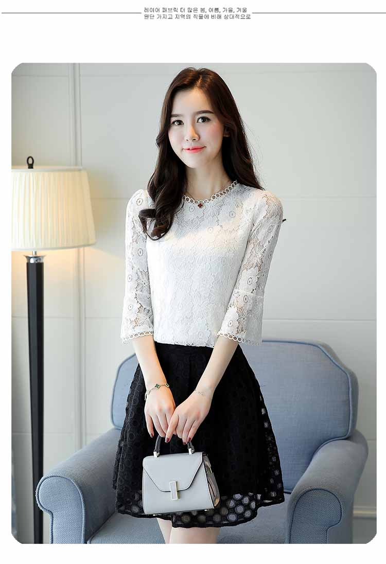 Index Of Wp Content Uploads 2018 04 Kemeja Row Hitam Shop At Velvet Baju Atasan Brokat Putih Import