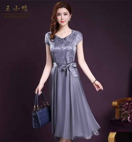 GAUN DRESS ONLINE IMPORT TERBARU 2018